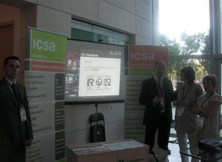 La Norma ISO 17025 en el Simposio Internacional de Cromatografía