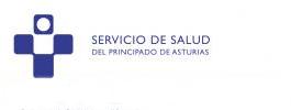 Logo Servicio Salud Asturias