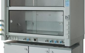 Mantenimiento y reparación de Vitrinas de Gases de laboratorio