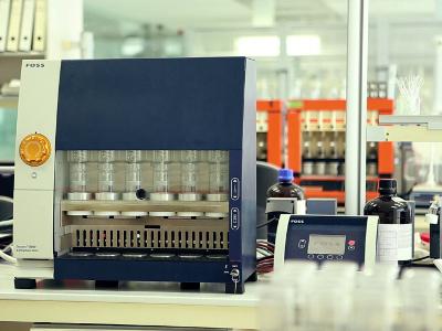 Aumento de la productividad y ahorro de reactivos gracias a los equipos FOSS para análisis nutricional