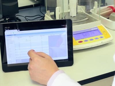 Implementación LIMS en un laboratorio agroalimentario