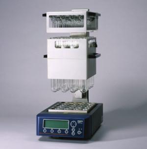 Digestor FOSS para preparación de muestras en laboratorios analíticos