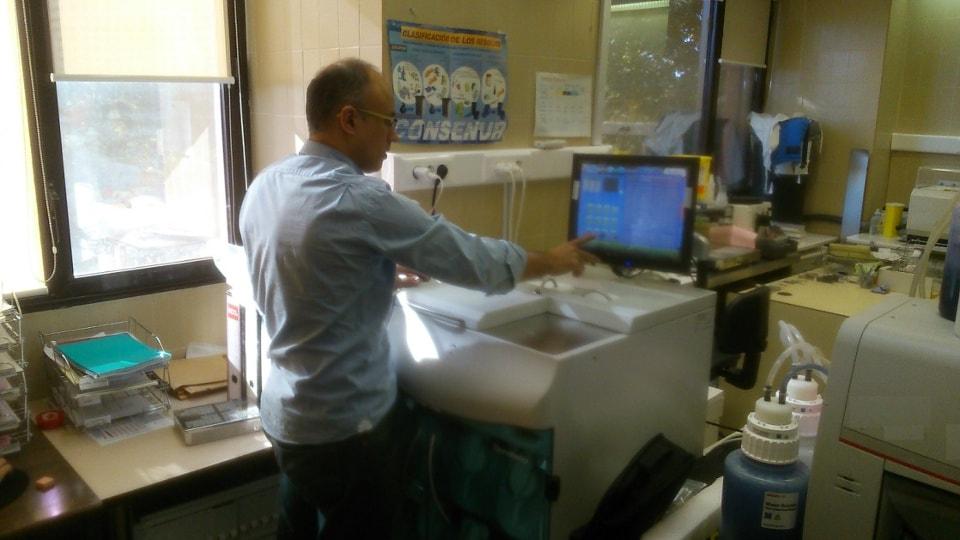 El procesador de tejidos Donatello asgura unos resultados óptimos reduciendo considerablemente la toxicidad de la sala de tallado