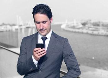 Javier Franco, técnico comercial de la división médica de ICSA
