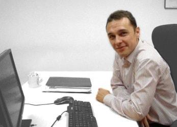 Jose Carlos Herrero, director de la División Analítica de ICSA