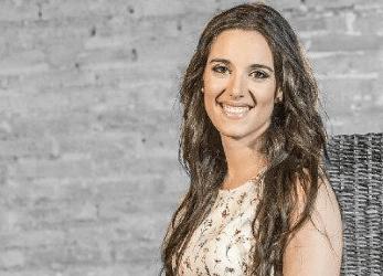 María Díaz, técnico comercial de la división Analítica de ICSA