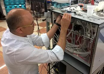 Fernando de la Rubia, director del servicio técnico de ICSA