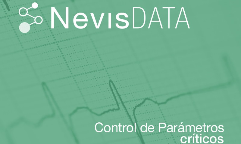 Nevis DATA, control de medidas críticas en el laboratorio