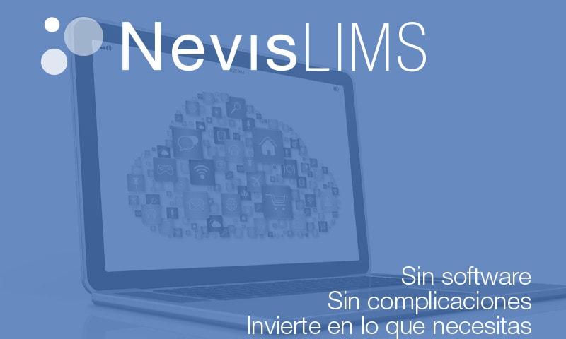 Nevis LIMS, gestión integral en nube del laboratorio